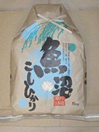 魚沼産コシヒカリ5kg (小千谷米穀株式会社)
