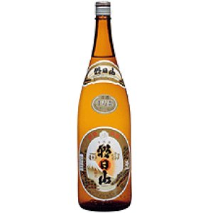 画像1: 朝日山 千寿盃1800ml (朝日酒造株式会社)