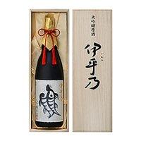 越の初梅 大吟醸 伊乎乃 1800ml(桐箱入り) (高の井酒造株式会社)