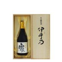 越の初梅 大吟醸 伊乎乃 720ml(桐箱入り) (高の井酒造株式会社)