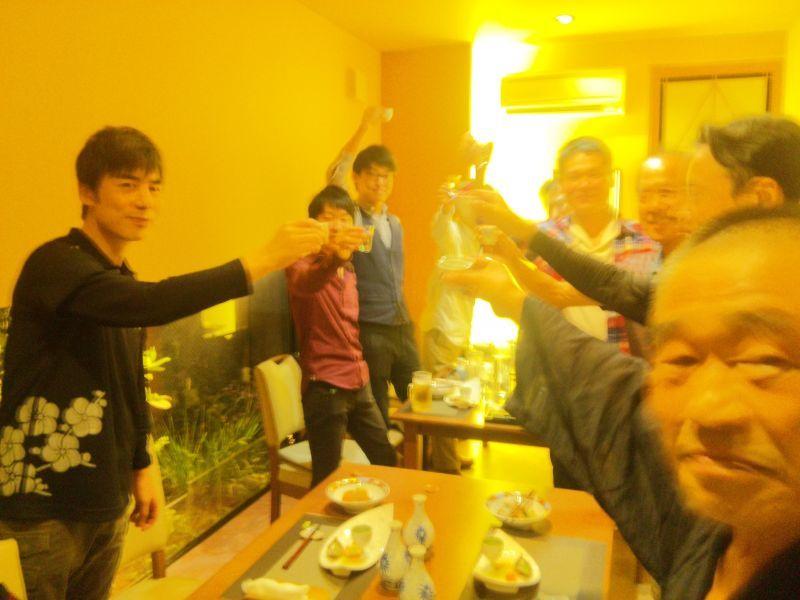 『小千谷はしご酒』に行ってきました。