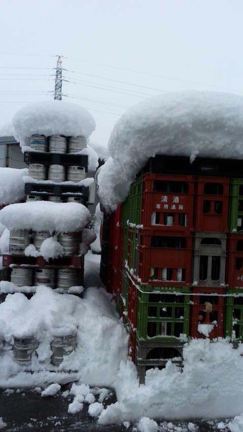 雪国小千谷!